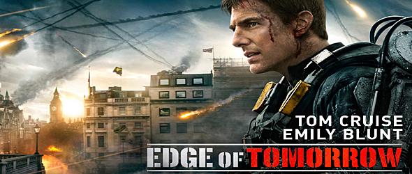 edge of tomorrow slide - Edge of Tomorrow (Movie Review)