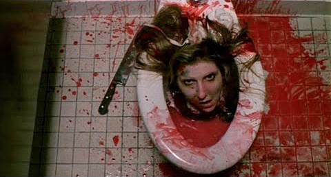 """Still from """"The House on Sorority Row"""""""