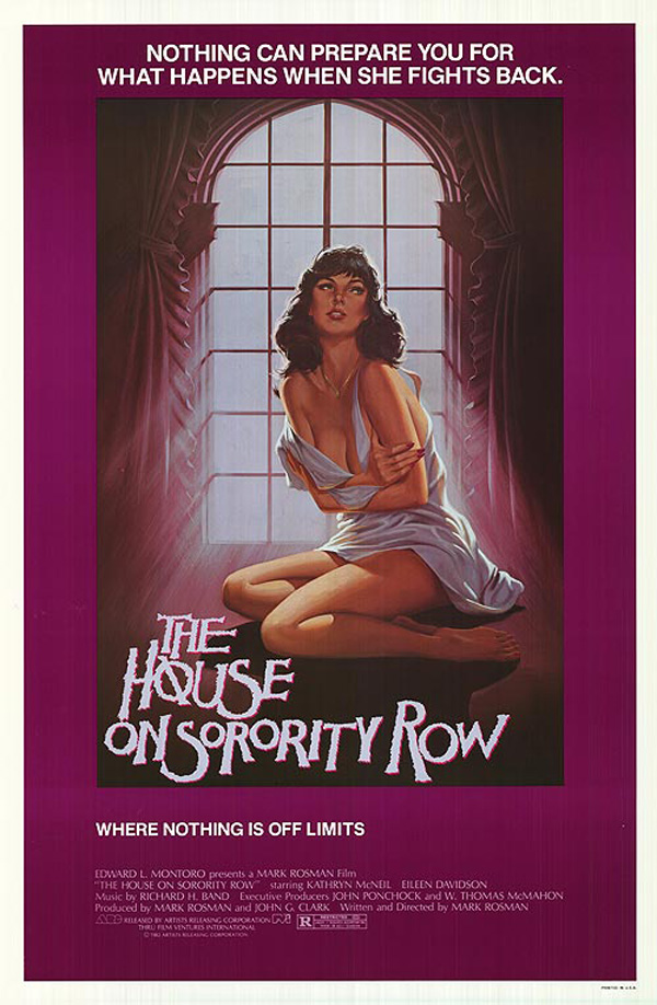 house on poster
