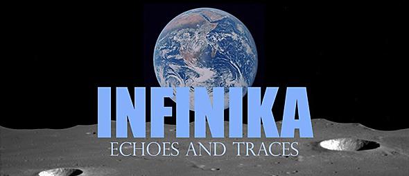 infinika album edited 1 - Infinika - Echoes and Traces (Album Review)