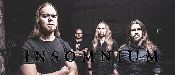 insomnium new slide - Interview - Niilo Sevänen of Insomnium