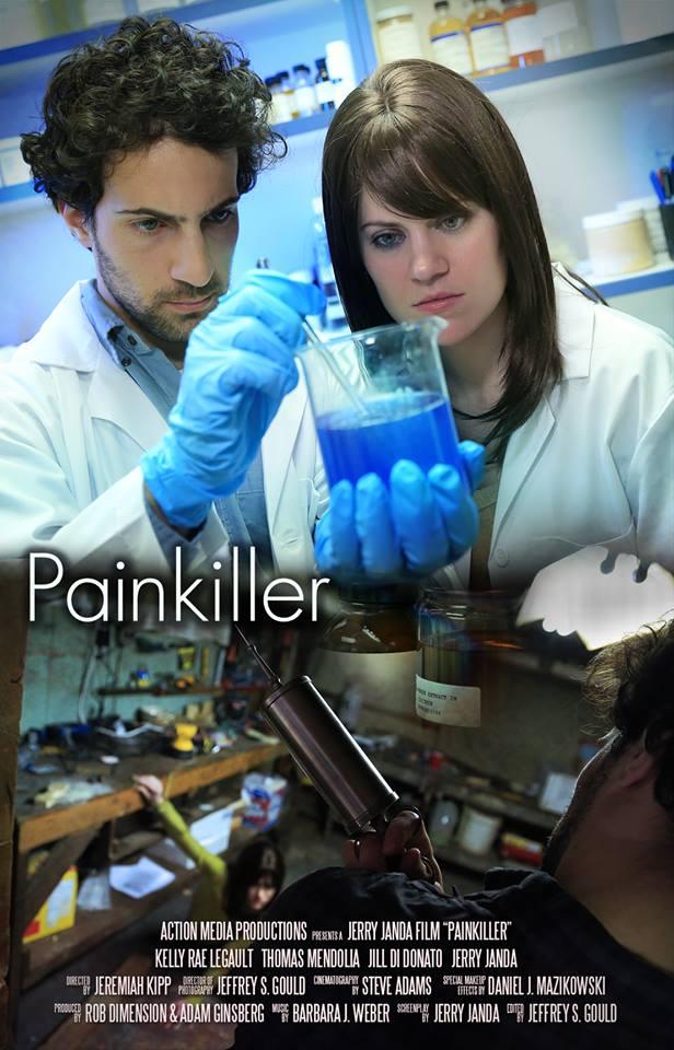 painkiller moovie poster