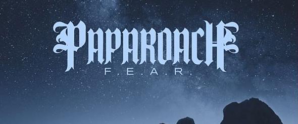 paparoachfearalbumcover 638 edited 1 - Papa Roach - F.E.A.R. (Album Review)