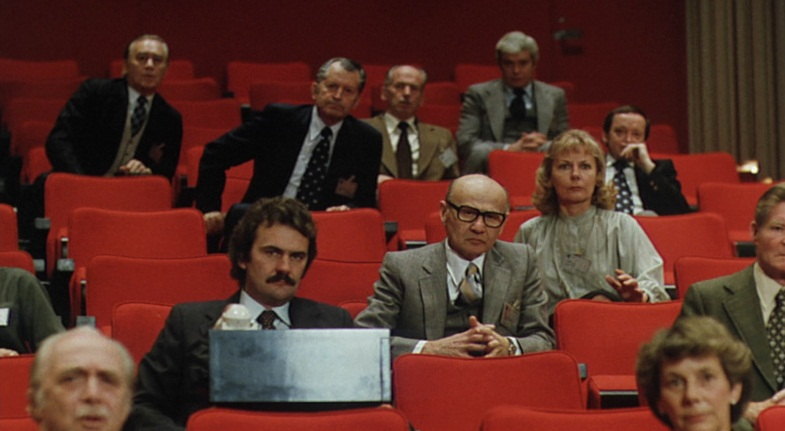 Still from Scanners