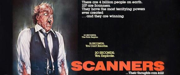 Vagebond's Movie ScreenShots: Scanners (1981)