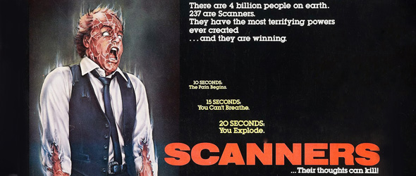 scanners big slide 2 - Scanners - Still Blowing Minds After 35 Years