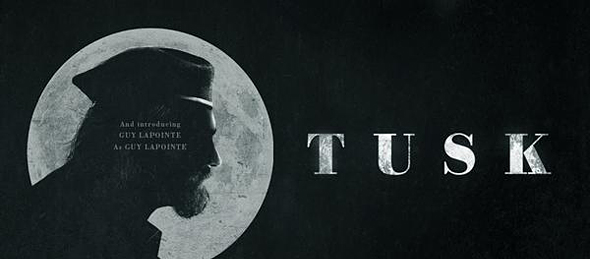 tusk depp - Tusk (Movie Review)