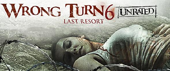 wrong turn slide - Wrong Turn 6: Last Resort (Movie Review)