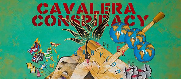81+q4ql95OL. SL1500  edited 1 - Cavalera Conspiracy - Pandemonium (Album Review)