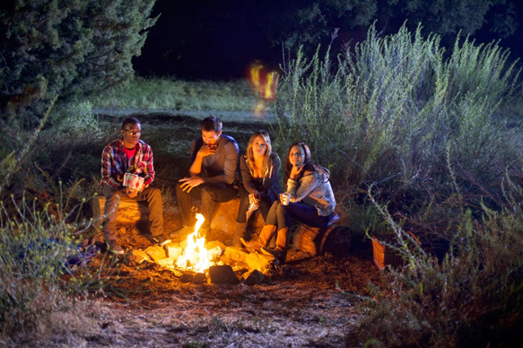 Desecrated Haylie Duff Still Camping - Desecrated (Movie Review)
