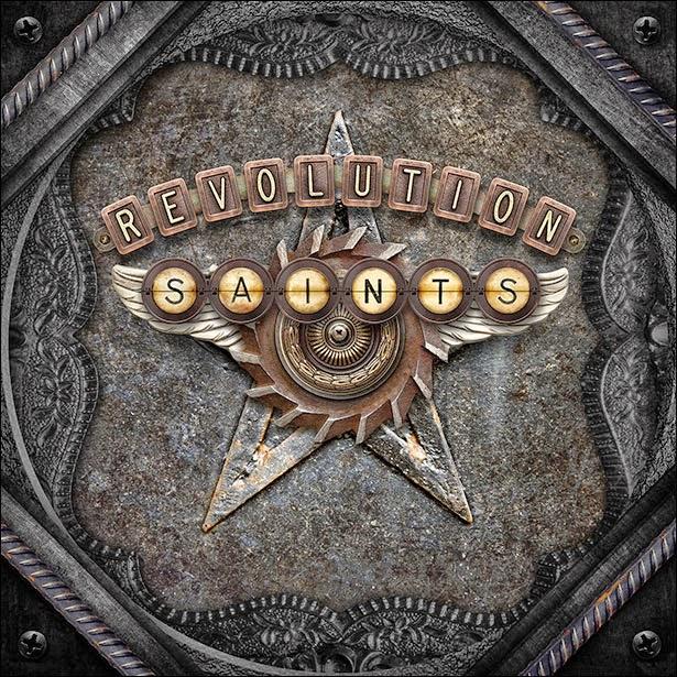 Revolution Saints - Revolution Saints – Revolution Saints (Album Review)