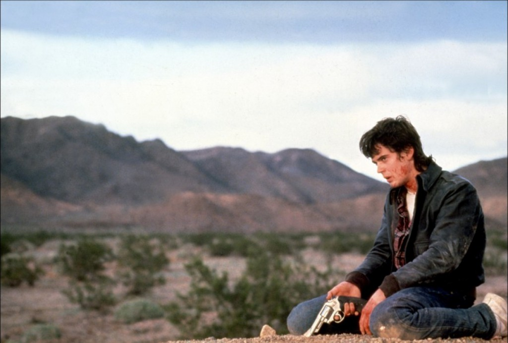 Still from The Hitcher