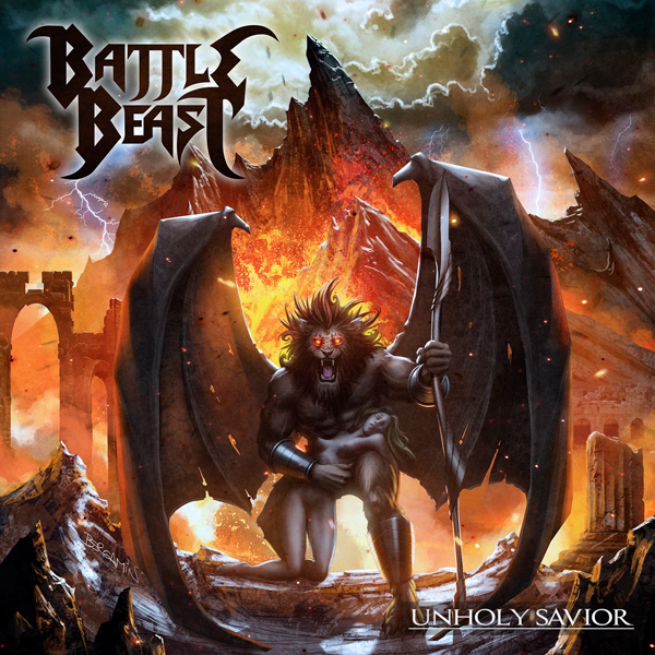 battle beast photo - Interview - Joakim Brodén of Sabaton Talks The Last Stand