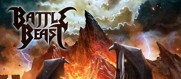 battle beast photo edited 1 - Battle Beast - Unholy Savior (Album Review)
