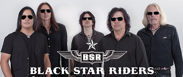 black star slide - Interview - Ricky Warwick of Black Star Riders