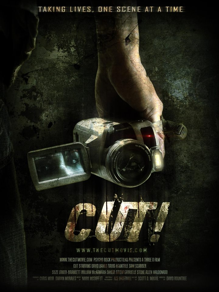 cut movie poster