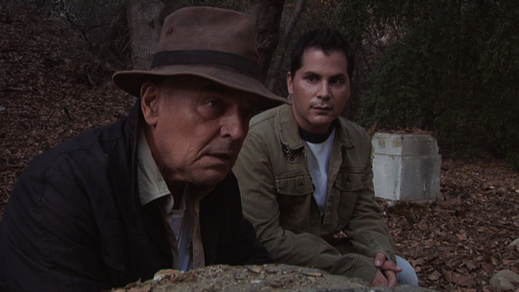 digging up still 1 - Digging Up the Marrow (Movie Review)