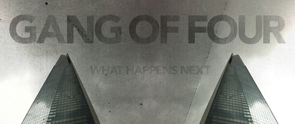 gang of four album cover edited 1 - Gang of Four - What Happens Next (Album Review)