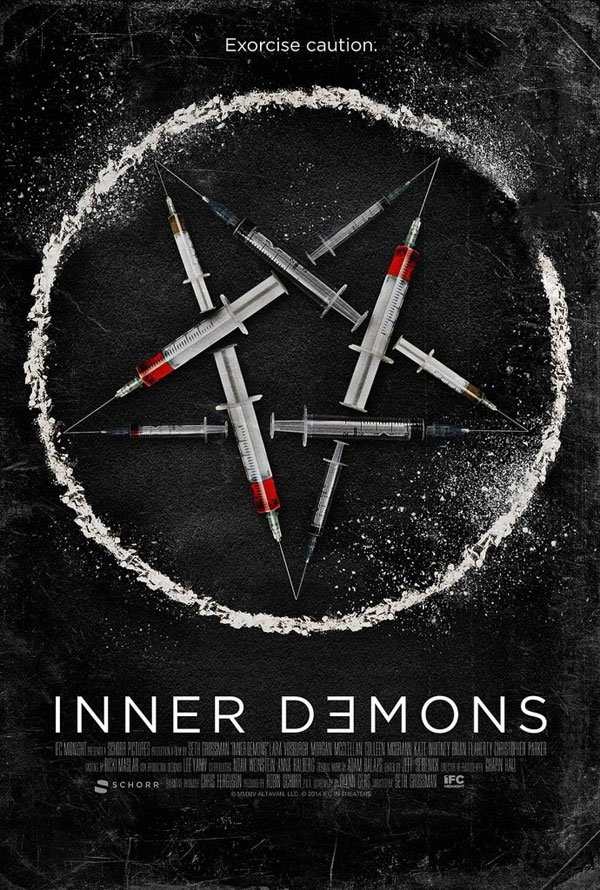 inner demon movie poster - Inner Demons (Movie Review)