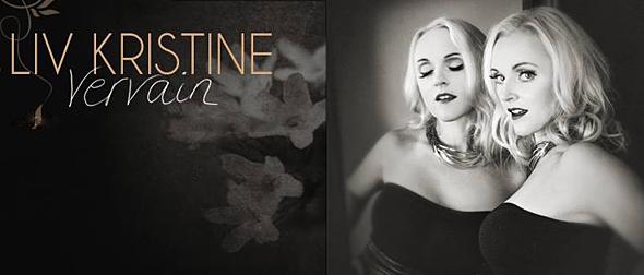 liv slide - Liv Kristine - Vervain (Album Review)