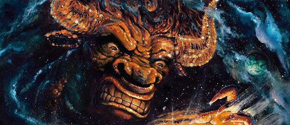 monstermagnetmilkingcd1 - Monster Magnet - Milking the Stars: A Re-Imagining of Last Patrol (Album Review)