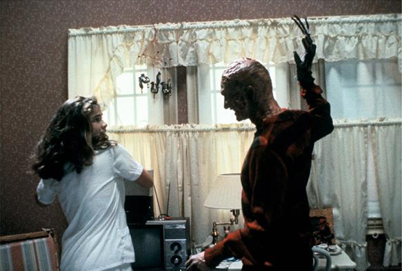 Still from A Nightmare on Elm Street (1984)