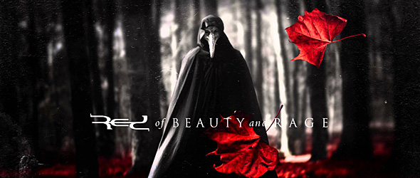 red cover 2 - Red - of Beauty and Rage (Album Review)