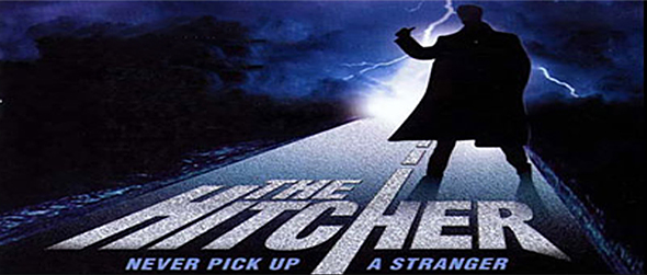 the hitcher big slide - This Week in Horror Movie History - The Hitcher (1986)