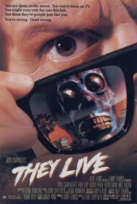 they live xlg - Favorite Horror Movies Revealed: Victor Love of Dope Stars Inc.