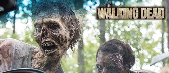 Walkers - The Walking Dead _ Season 5, Episode 9 - Photo Credit: Gene Page/AMC