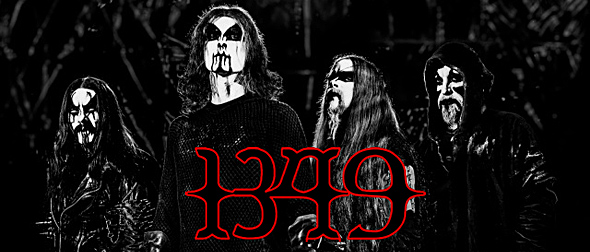 1349 promo - Interview - Ravn of 1349