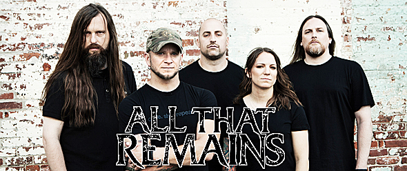 All That Remains Justin Borucki 11 edited 1 - Interview - Phil Labonte of All That Remains