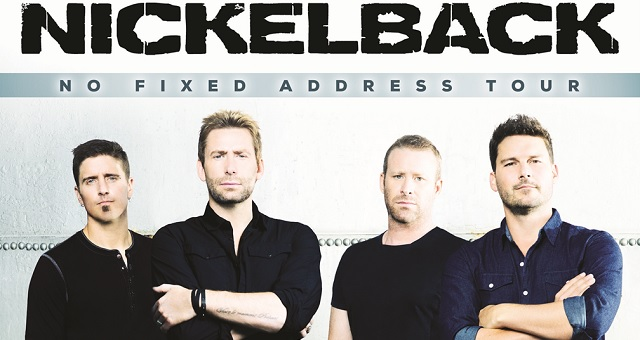 Nickel cpot - Interview - Mike Kroeger of Nickelback