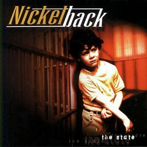 Nickelback   The State   CD cover - Interview - Mike Kroeger of Nickelback