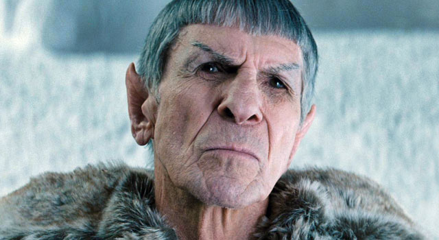 Spock - Remembering Leonard Nimoy: A Man From Another Galaxy