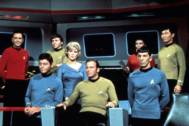 Star Trek1 - Remembering Leonard Nimoy: A Man From Another Galaxy