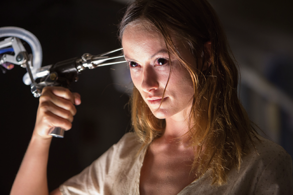 Still from The Lazarus Effect
