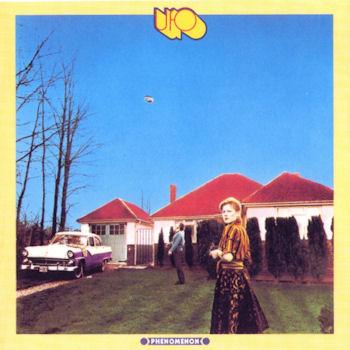 UFO album Phenomenon - Interview - Michael Schenker