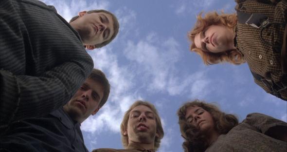 Still from Children of the Corn (1984)