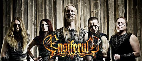 ensiferum slide - Interview - Petri Lindroos of Ensiferum