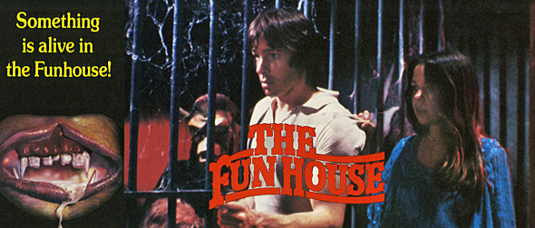 funhouse big slide edited 1 - This Week in Horror Movie History - The Funhouse (1981)