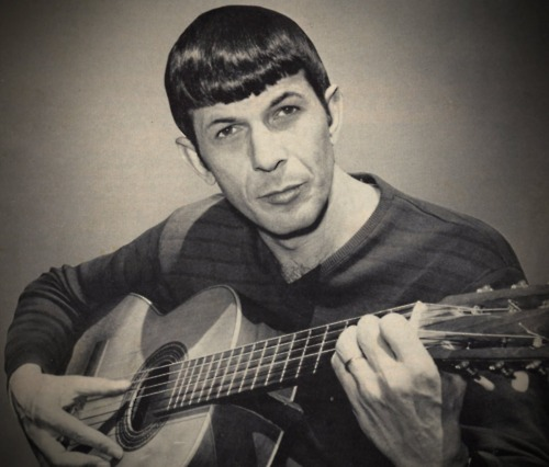 leonard - Remembering Leonard Nimoy: A Man From Another Galaxy