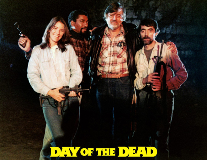 lori day of the dead 3 1 - Interview - Lori Cardille of Day of the Dead