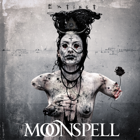 moonspell - Moonspell - Extinct (Album Review)