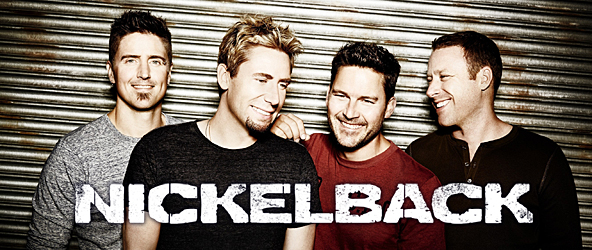 nickelback slide 1 - Interview - Mike Kroeger of Nickelback