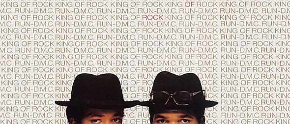 run d m c    king of rock by thedrifterwithin d59yc0x - Run-D.M.C. landmark album King of Rock turns 30