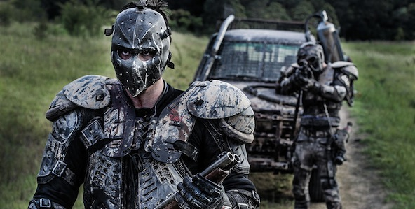 Still from Wyrmwood