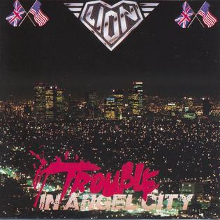 Lion Trouble in Angel City - Interview - Doug Aldrich of Revolution Saints