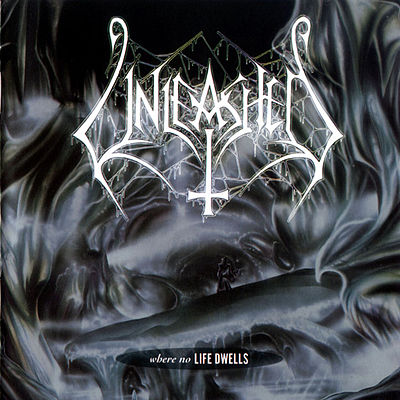 Unleashed where no life dwells front - Interview - Johnny of Unleashed