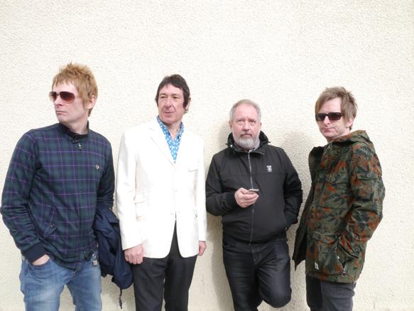 buzzcocks prom -  Buzzcocks - The Way (Album Review)